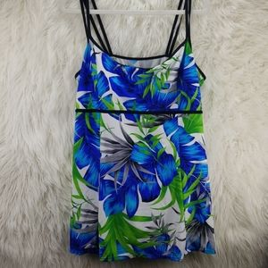 Jaclyn Smith Swim Dress